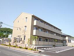 岡山県倉敷市児島下の町9の賃貸アパートの外観