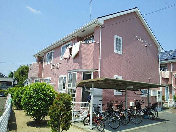 アール・ド・ヴィーヴル A 1階の賃貸【広島県 / 福山市】