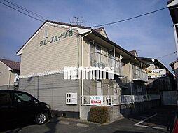 グレースハイツ B棟[2階]の外観