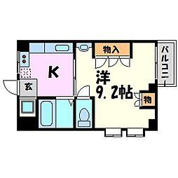 パンプランテ甲子園[1階]の間取り