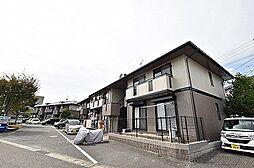 プレジール上吉田J[2階]の外観