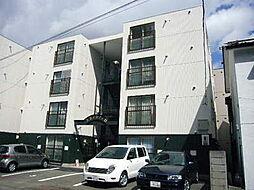 スカイシティB[4階]の外観