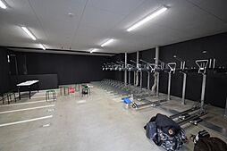 ララプレイス大阪城公園ヴェルデ[6階]の外観