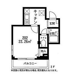 神奈川県横浜市南区永田東3の賃貸マンションの外観