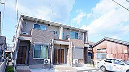 千葉県君津市人見の賃貸アパートの外観