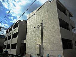 兵庫県尼崎市杭瀬寺島1丁目の賃貸アパートの外観
