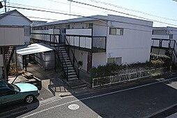 田中コーポ A棟[2階]の外観