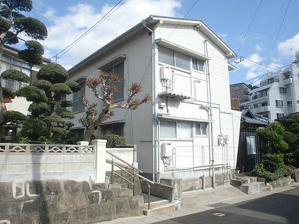 竹下アパート[102号室]の外観