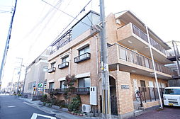 兵庫県宝塚市小林2丁目の賃貸マンションの外観