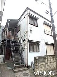 埼玉県さいたま市南区鹿手袋7丁目の賃貸アパートの外観