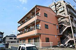兵庫県神戸市灘区浜田町3丁目の賃貸マンションの外観
