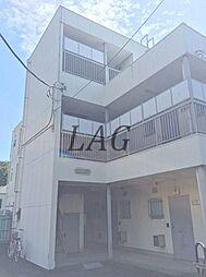 東京都世田谷区粕谷2丁目の賃貸マンションの外観