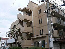 大阪府大阪市住吉区清水丘1丁目の賃貸マンションの外観