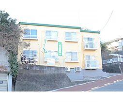 神奈川県横浜市保土ケ谷区釜台町の賃貸アパートの外観