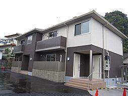 広島県安芸郡府中町山田1丁目の賃貸アパートの外観