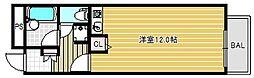 グラン・ピア京町堀[7階]の間取り