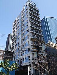 東京都新宿区西新宿6丁目の賃貸マンションの外観