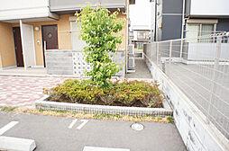 クラヴィエ・コスモ上泉弐番館[1階]の外観