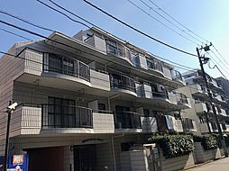 神奈川県横浜市港北区綱島東1丁目の賃貸マンションの外観