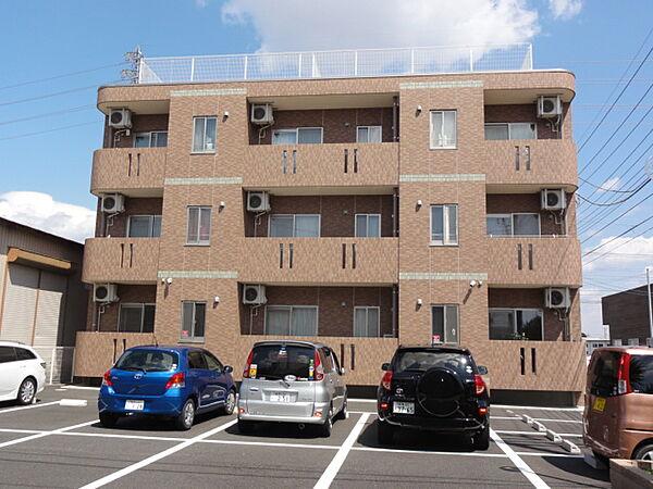 群馬県前橋市西片貝町4丁目の賃貸マンション