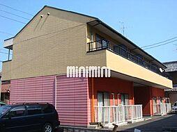 YASURAGI[2階]の外観