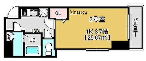 金太郎ヒルズ260 浅草[602号室]の外観