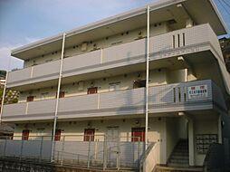 ガーデンコート古川[2階]の外観