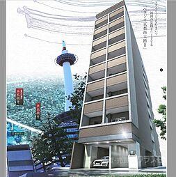 ベラジオ京都西大路II[5階]の外観
