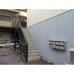 ADハイツ[2階]の外観