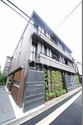 プレージア京都聖護院ノ邸[1階]の外観