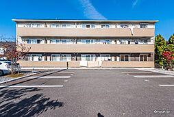 長野県長野市大字北尾張部の賃貸アパートの外観
