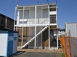 ビューラーカネキュー[2階]の外観