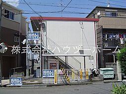 シティハイツ久津川[1階]の外観