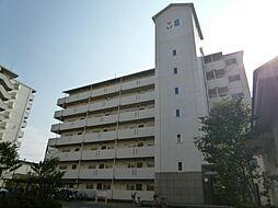 パークプラザ平野[1階]の外観
