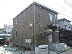 滋賀県東近江市神郷町の賃貸アパートの外観