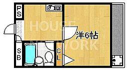 メゾンラトア[301号室号室]の間取り