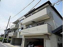 東京都葛飾区柴又3丁目の賃貸マンションの外観