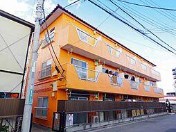 グランシャリオ1番館[2階]の外観