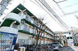 美山コーポ向ヶ丘[3階]の外観