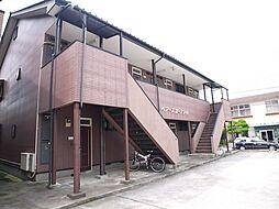 栃木県宇都宮市陽東1丁目の賃貸アパートの外観