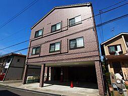 大阪府大阪狭山市西山台3丁目の賃貸マンションの外観
