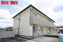 愛知県豊川市御油町西沢の賃貸マンションの外観