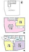 A区画 建物参考プラン 3LDKルーフバルコニー