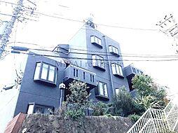 神奈川県横浜市西区東ケ丘の賃貸マンションの外観