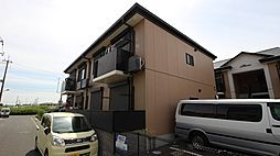 大阪府泉大津市板原町4丁目の賃貸アパートの外観