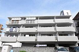 兵庫県伊丹市中央4丁目の賃貸マンションの外観