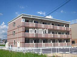 岡山県岡山市北区大供本町の賃貸マンションの外観