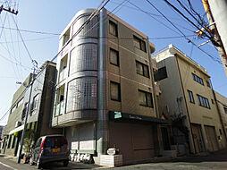 福岡県北九州市戸畑区沖台2の賃貸マンションの外観
