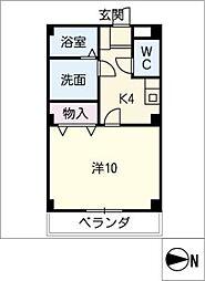 La mia casa[3階]の間取り