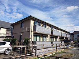 東京都西東京市新町6丁目の賃貸アパートの外観